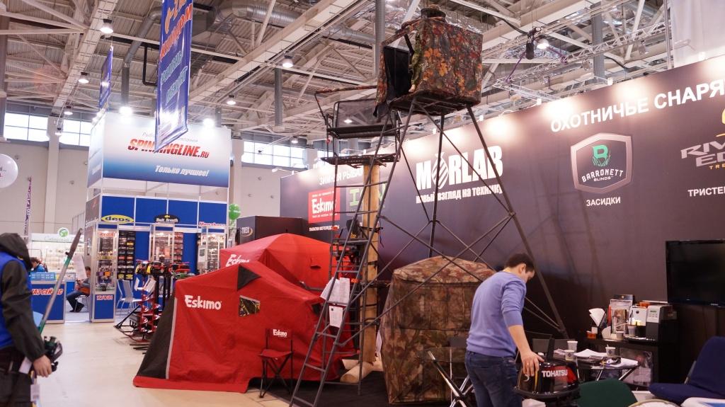 Итоги Выставки Охота и Рыболовство на Руси 2014